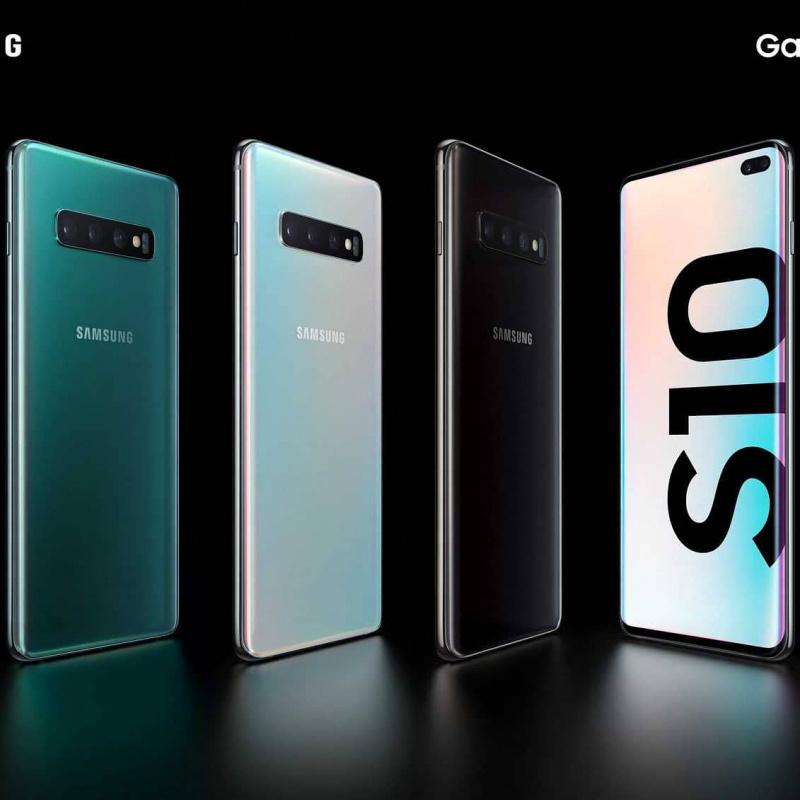 Infinity-O 零極限全螢幕設計 SAMSUNG Galaxy S10+ $1999🎉