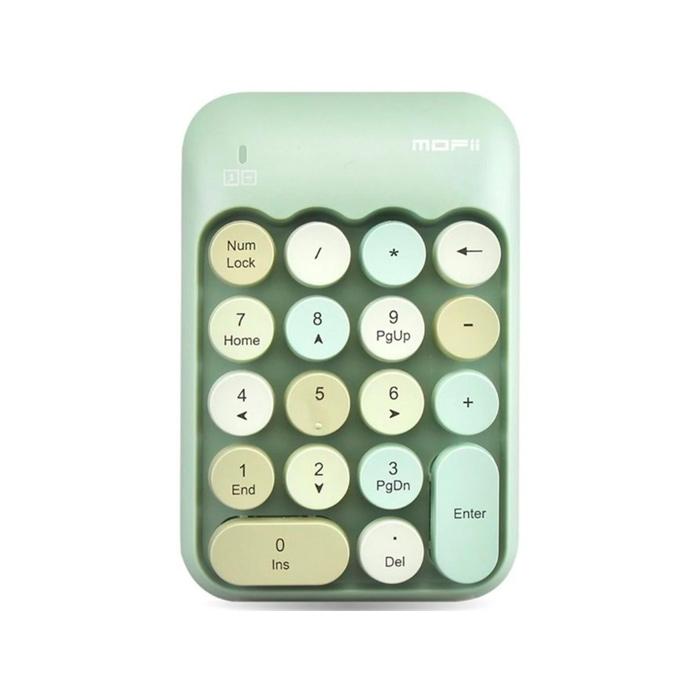 【香港行貨】Mofii Candy 無線鍵盤 X910[鍵盤 滑鼠]