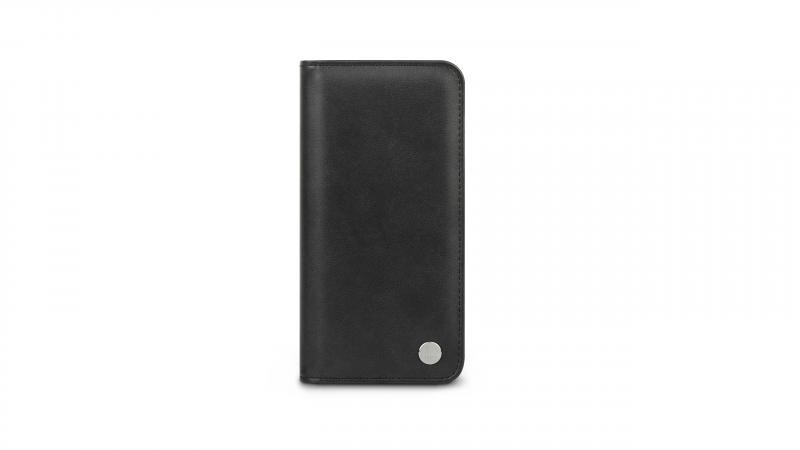 【香港行貨】Moshi Overture for iPhone 12 Pro / 12 磁吸可拆式卡夾型皮套 (SnapTo)[保護套]