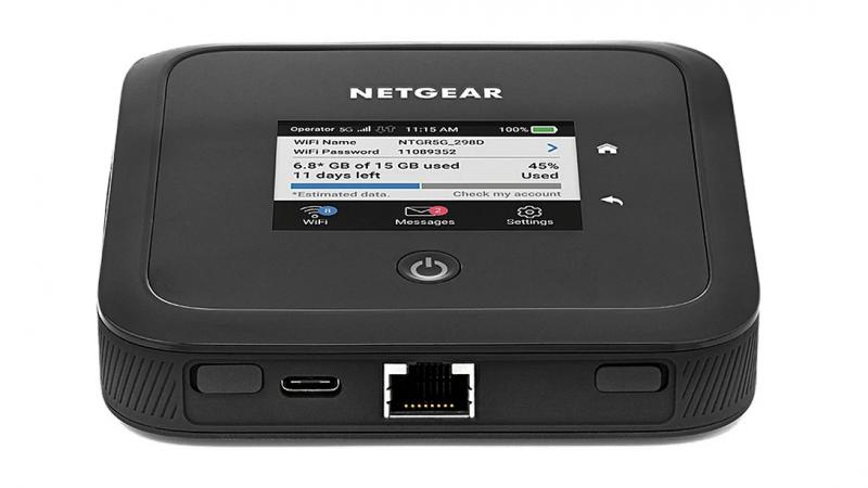 【香港行貨】Netgear Nighthawk M5 5G WiFi 流動熱點裝置 (MR5200)[路由器]