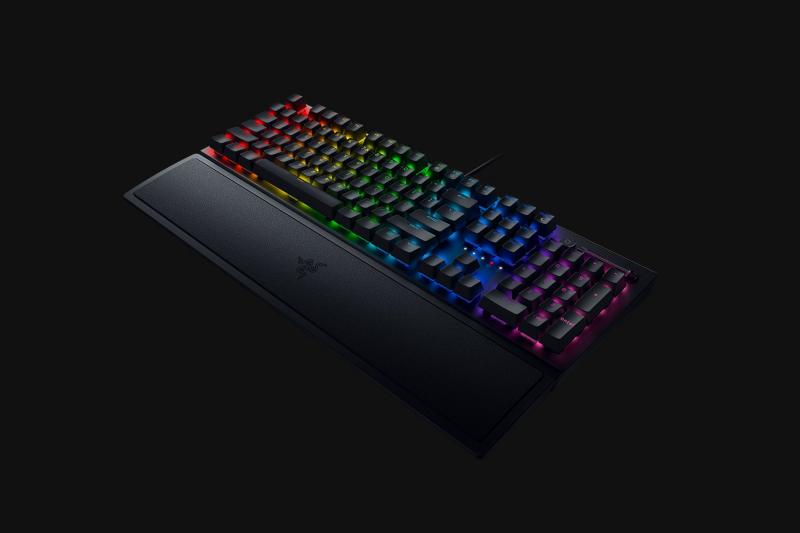 Razer Blackwidow V3 Gaming Keyboard (Green Switch)[電競鍵盤] 【香港行貨】