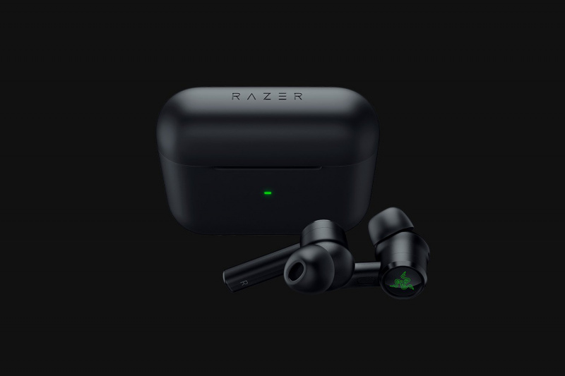 【香港行貨】Razer Hammerhead True Wireless Pro THX Certified True Wireless Earbuds with ANC[電競耳機]