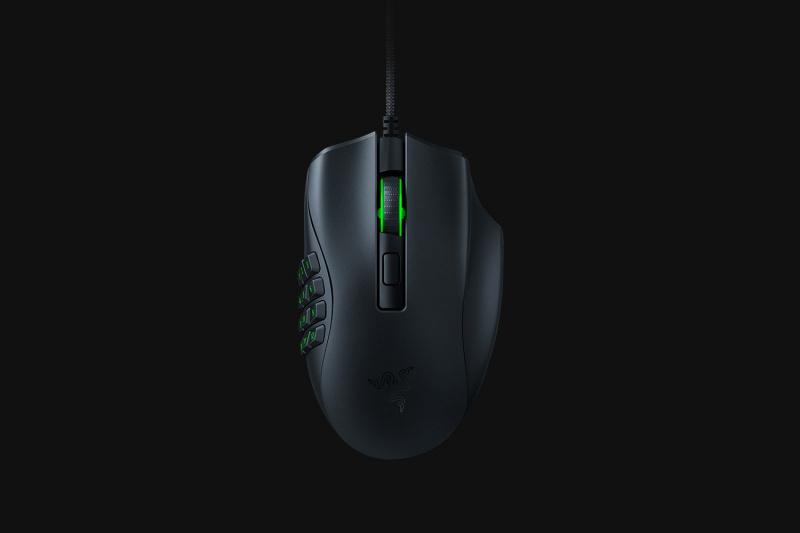 【香港行貨】Razer Naga X[電競滑鼠]