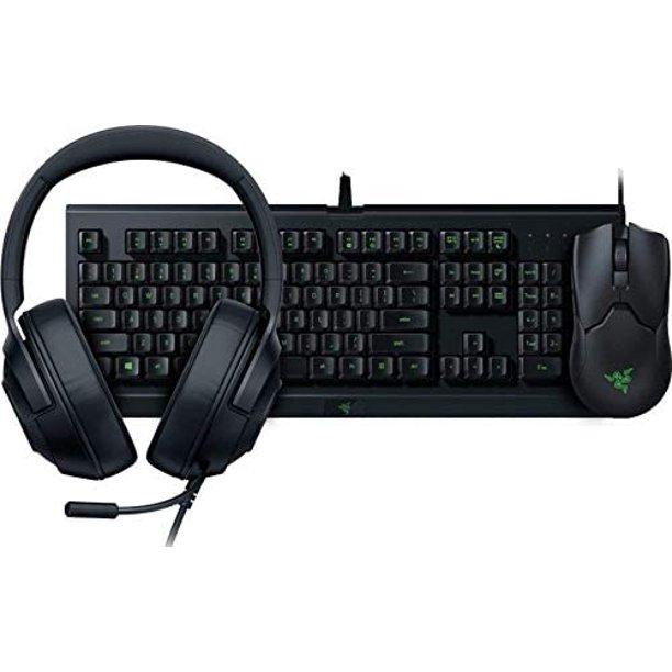 【香港行貨】Razer Power Up Bundle 3合1電競套裝[電競鍵盤]