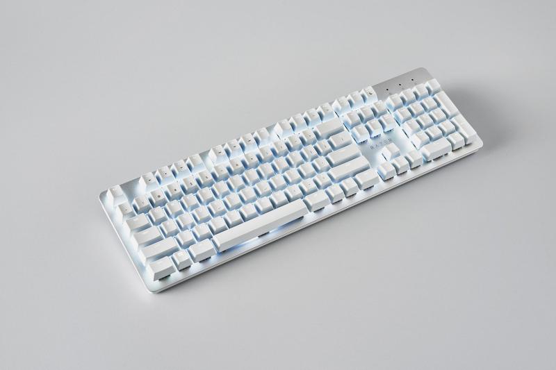 【香港行貨】Razer Pro Type 安靜型機械式鍵盤 (橙軸)[電競鍵盤]