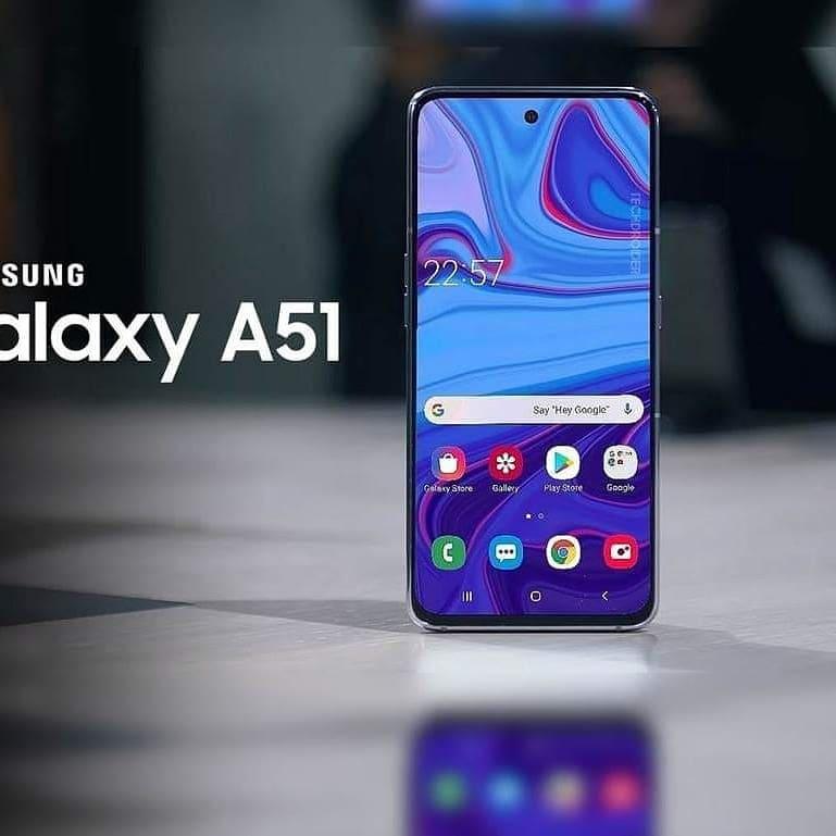 全新全套~ 三星Galaxy A51 香港行貨128gb三卡糟一年保養 $1399🎉