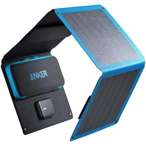 Anker PowerSolar Flex 24W 三輸出太陽能充電板 【香港行貨】