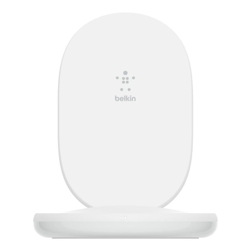 【香港行貨】Belkin BOOST↑CHARGE 15W Wireless Charging Stand + QC 3.0 24W Wall Charger WIB002ttBK