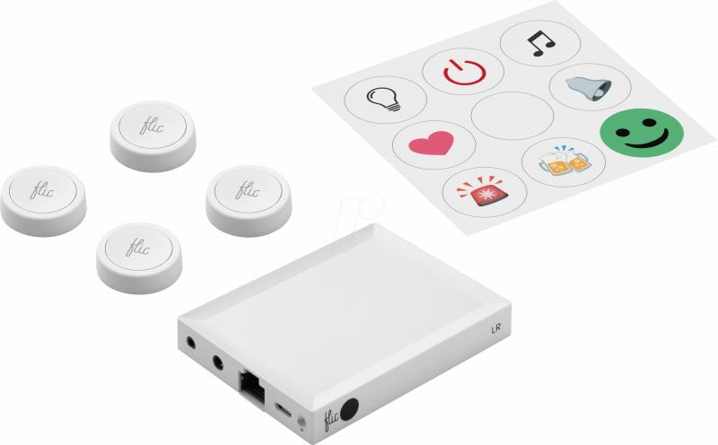 Flic 智能按鈕 - Starter kit