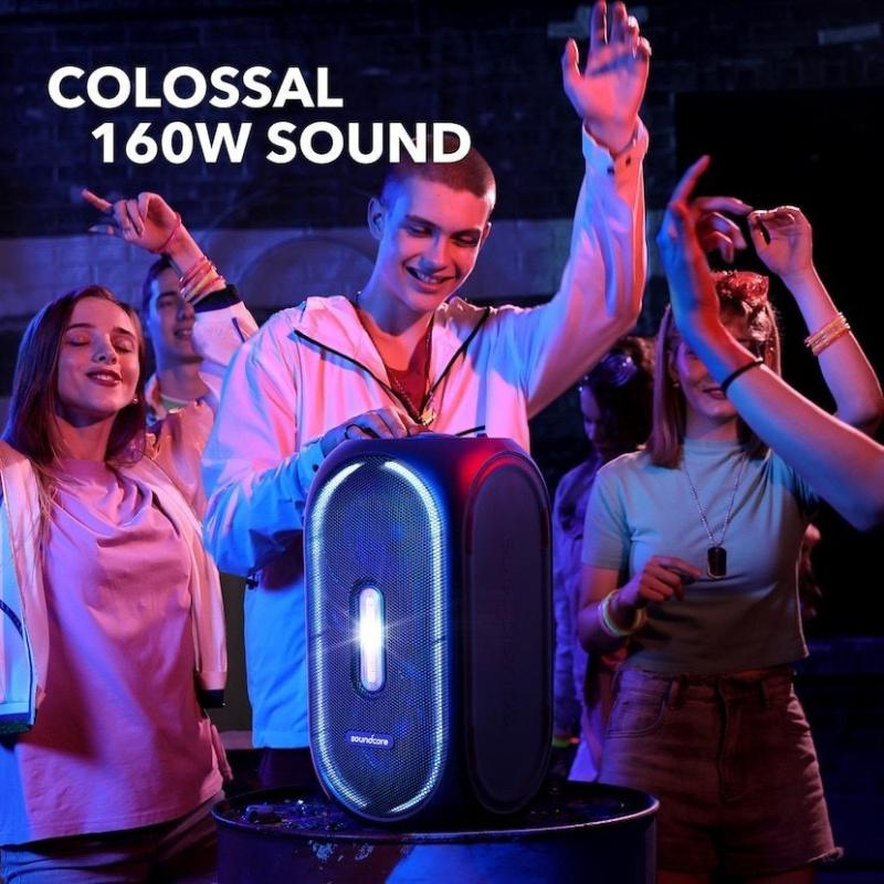 Anker SoundCore Rave Party-Proof 震撼低音派對藍牙喇叭