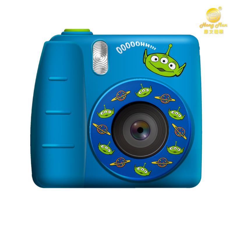 【Disney】兒童數碼相機-三眼仔