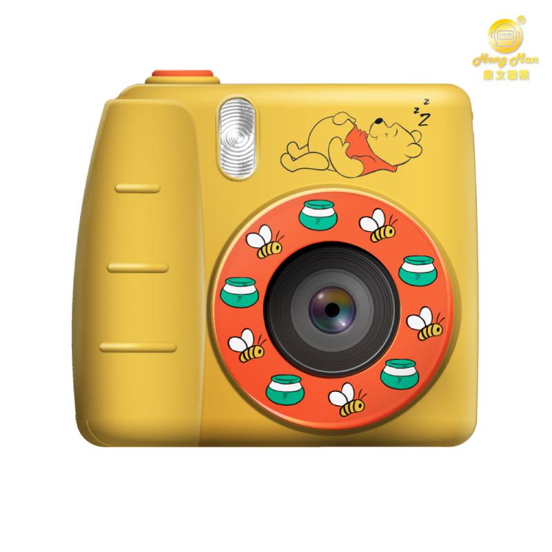 【Disney】 兒童數碼相機 -小熊維尼 Winnie the Pooh