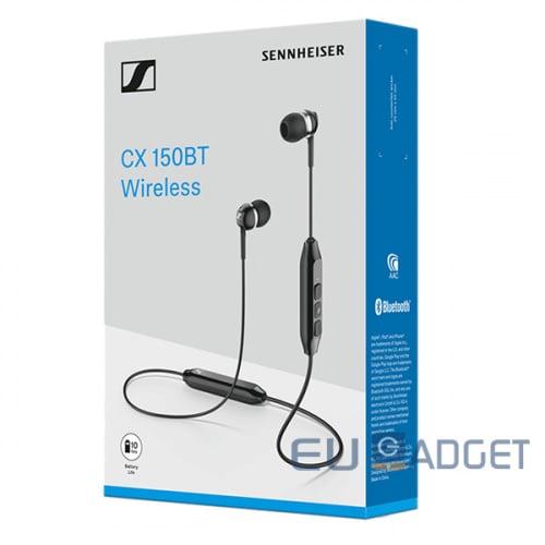 Sennheiser CX 150BT 入耳式藍牙5.0無線耳機