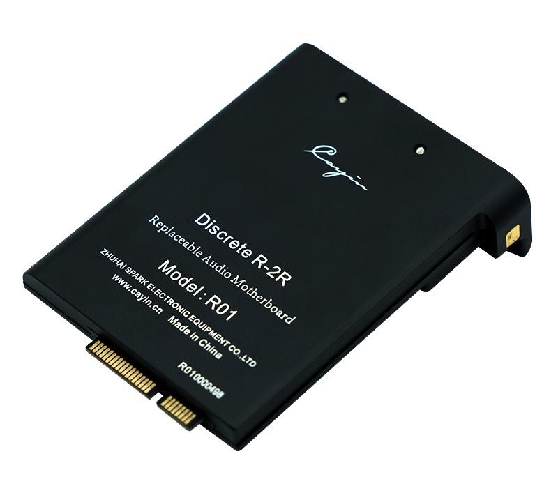 超人氣R2R解碼 Cayin N6ii R01 可更換式音頻主板