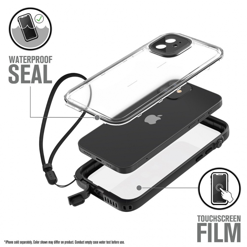 Catalyst Total Protection Case For iPhone 12/ 12 Pro/ 12 Pro Max 【香港行貨】