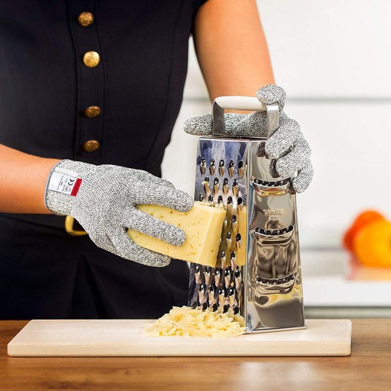 食品級5級防護防割防刀手套 (1對)