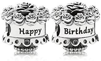 Pandora - Birthday cake charm #791289