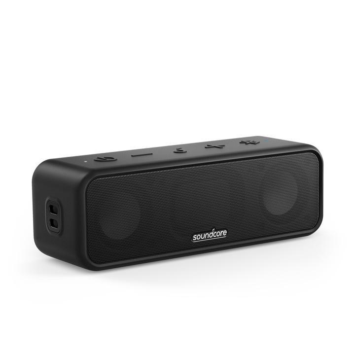 Anker Soundcore 3 IPX7 PartyCast 便攜藍牙喇叭