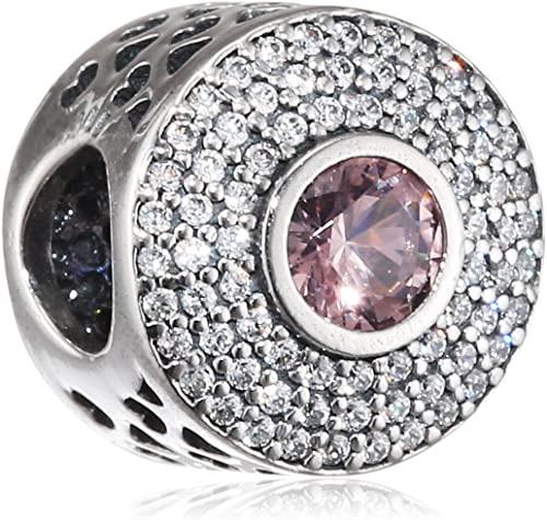 Pandora - Abstract silver charm #791763NBP