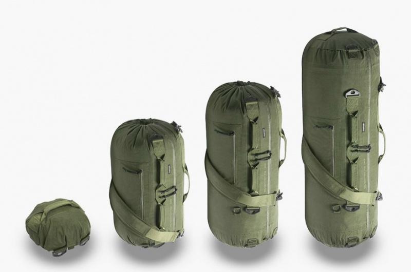 Piorama The Adjustable A10可縮小變大的背包 [3色]