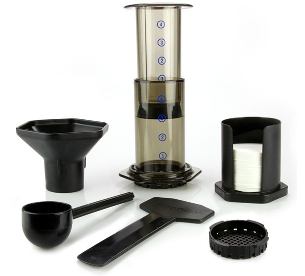 Aeropress 沖煮杯 真空壓泡咖啡壼
