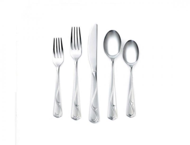 CORELLE 美國康寧5件餐具套裝 - Style C