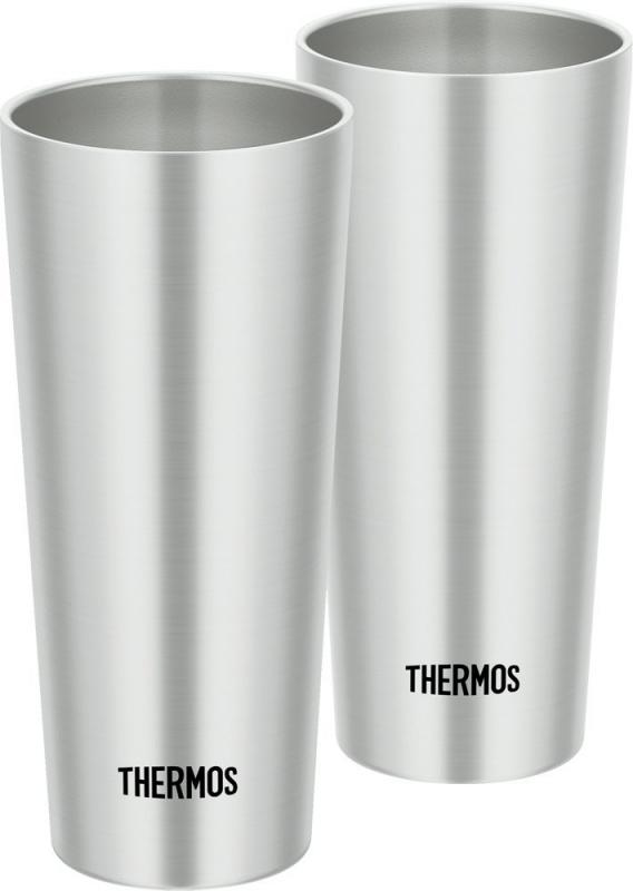 Thermos 真空保溫杯 [2隻]