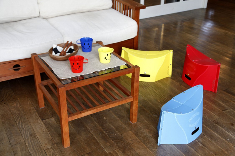 Patatto mini 輕便折疊椅 [7色]