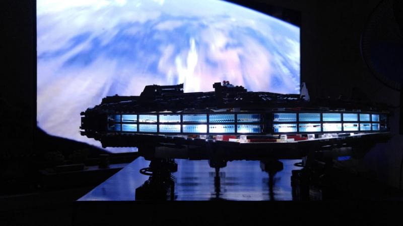 LEGO Brick Light 75192 UCS - Millennium Falcon Lighting Set 專用燈組 (不包括本體