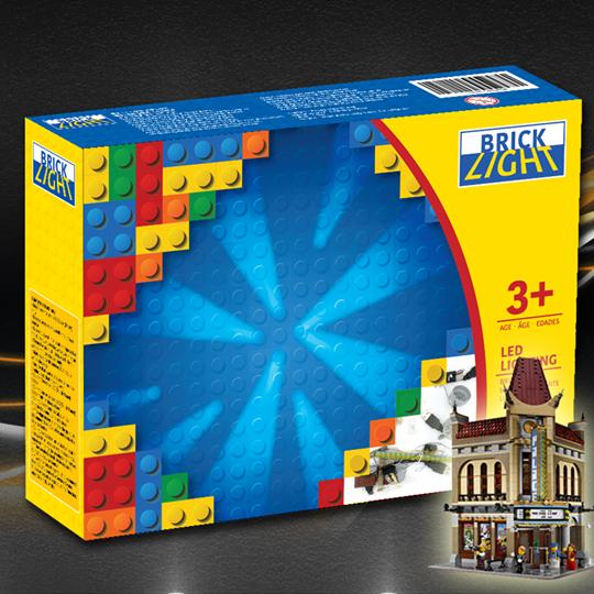 LEGO Brick light 10232 Palace Cinema Lighting Sets 專用燈組 (不包括本體)