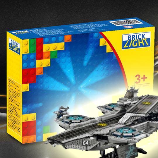LEGO Brick light 76042 The SHIELD Helicarrier Lighting Set 專用燈組 (不包括本體Lego)