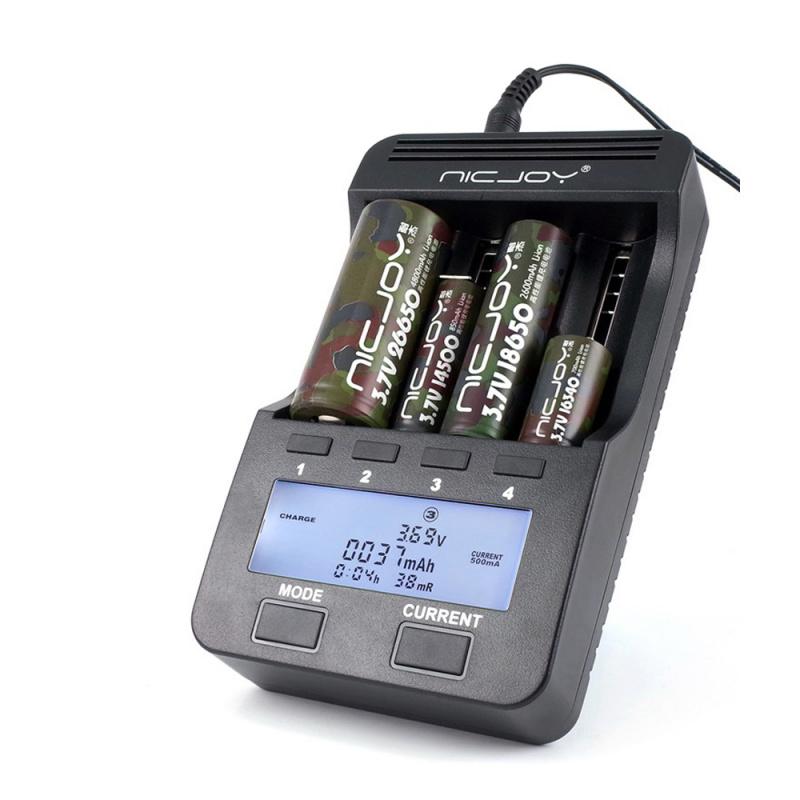 Nicjoy L3000 智能充電器