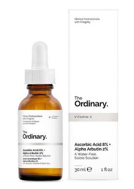 The Ordinary Ascorbic Acid 8% + Alpha Arbutin 2% 30ml 抗壞血酸熊果苷VC美白精華 (30ml)