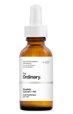 The Ordinary Mandelic Acid 10%+HA 杏仁酸溫和去角質精華 (30ml)