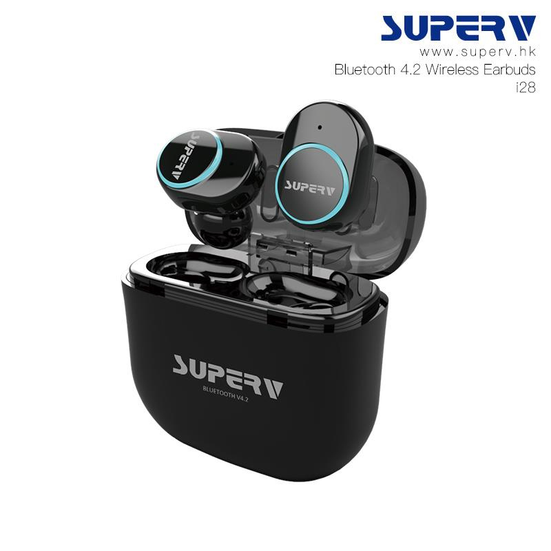 Superv Bluetooth 4.2 無線藍牙耳機