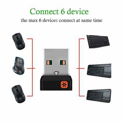 Logitech Unifying USB 接收器 (bulk pack 散裝)