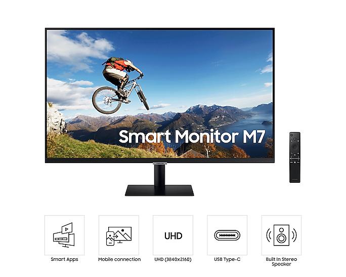 """32"""" M7 次世代智能顯示器"""