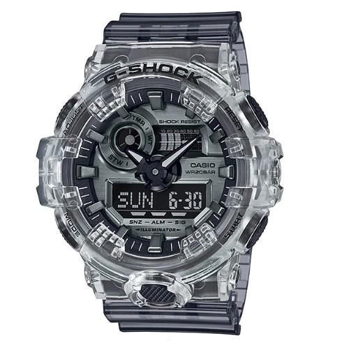 Casio G-Shock #GA-700SK-1A 雙重顯示手錶