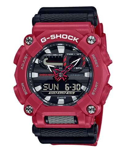 Casio G-Shock 雙重顯示手錶 [GA-900-4A]