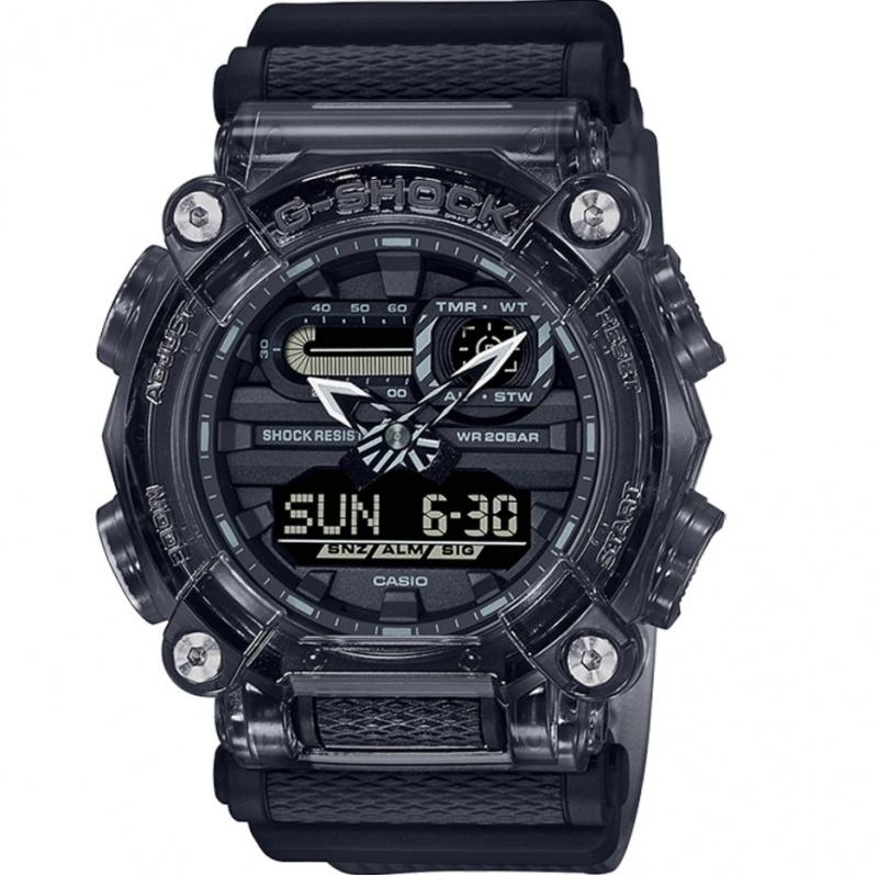 Casio G-Shock 雙重顯示手錶 [GA-900SKE-8A]