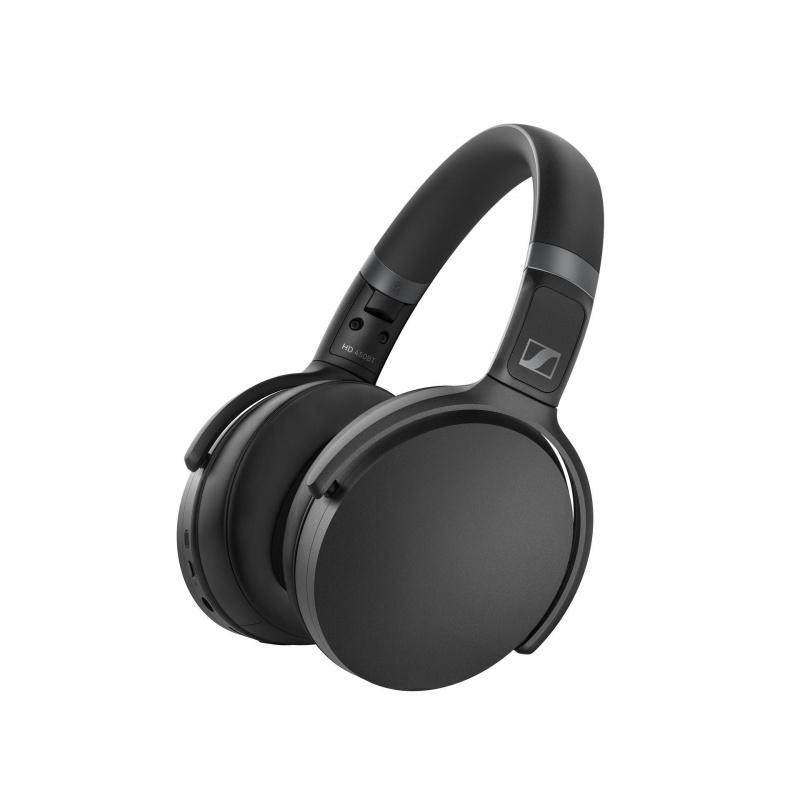 Sennheiser HD450BT 頭戴式藍牙耳機 [2色]