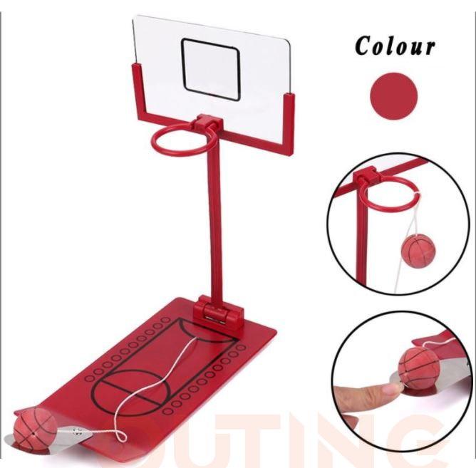 手指籃球桌上玩具 減壓 辦公室 可折疊 掌上 迷你 投籃 籃球套裝 SEN兒童 ADHD 生日 聖誕禮物