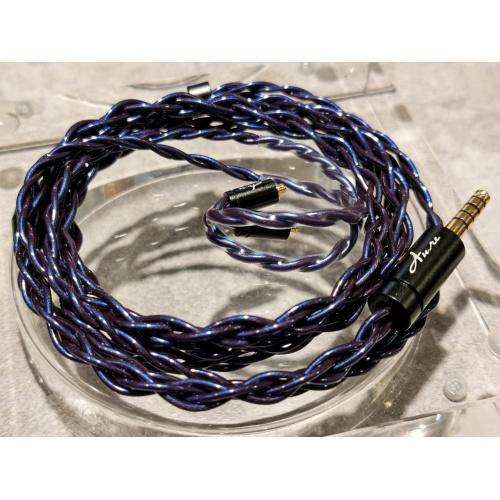 Aure Seth 4.4mm 英京x台灣Aure Crossover 耳機升級線