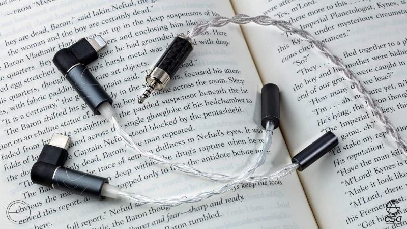 OE Audio Modular headphone Jack Adapter