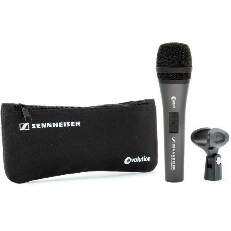 Sennheiser Vocal Microphone E835S