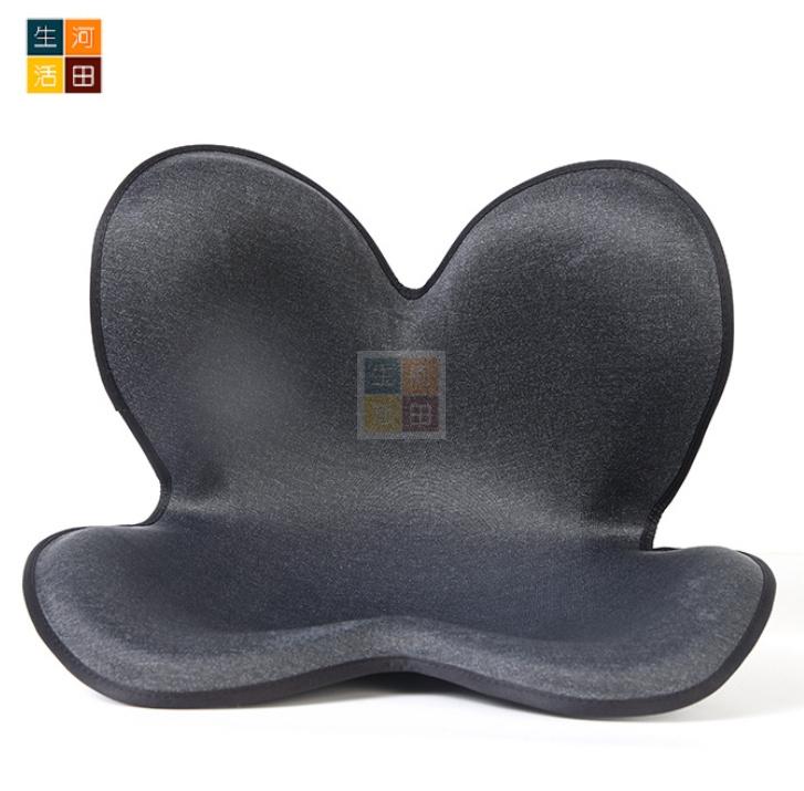 第二代日本花瓣型盆骨枕 護腰枕 坐墊 矯正坐姿 防止駝背