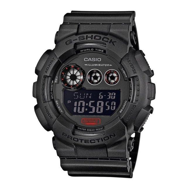 Casio G-Shock 三眼電子顯示手錶 [GD-120MB-1]