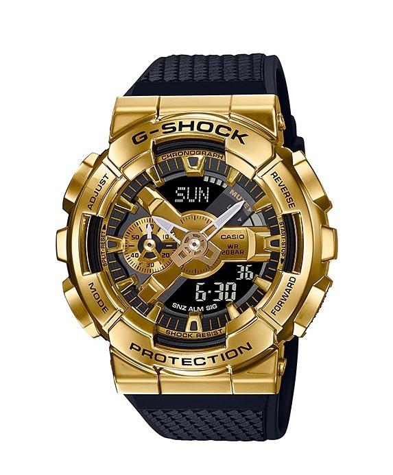 Casio G-Shock 雙重顯示手錶 [GM-110G-1A9]