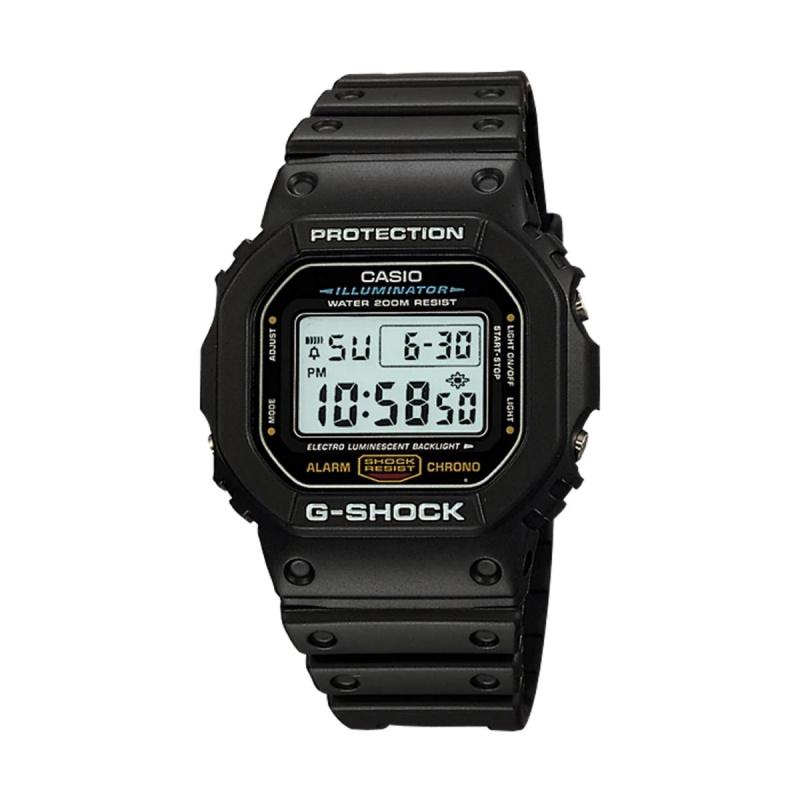 Casio G-Shock 電子顯示手錶 [DW-5600E-1]