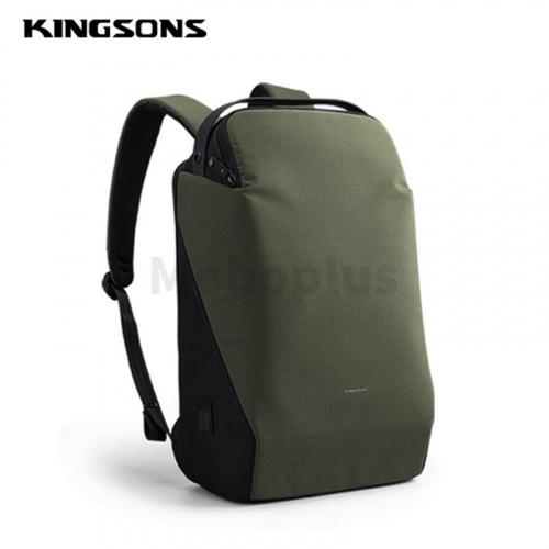 KINGSONS UV紫外線殺菌雙肩防潑水背包